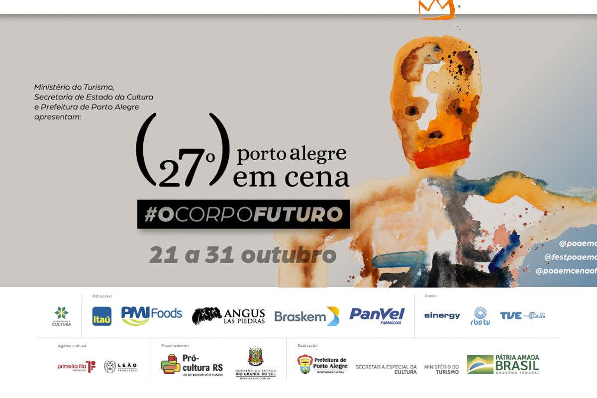 """Festival """"Porto Alegre em Cena""""; confira Programação"""