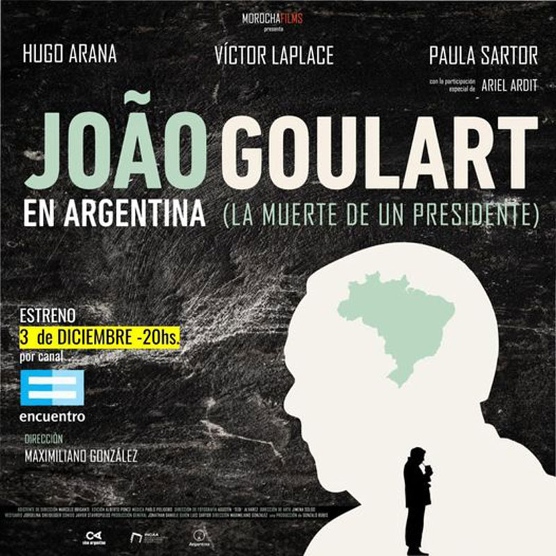 João Goulart en Argentina (La muerte de un presidente)